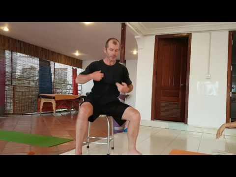 Yoga for office workers - post grad yoga teacher training