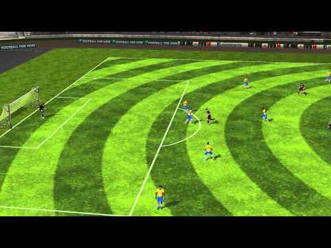 FIFA 14 Android - _KingNate_142 VS Brazil