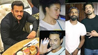Salman Khan Iftar Party With Race 3 Team - Jacqueline, Bobby, Remo & Saqeeb