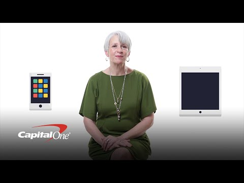 Enrolling With Your Bank's Mobile App   Capital One