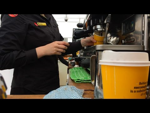 A Day In The Life Of A Barista