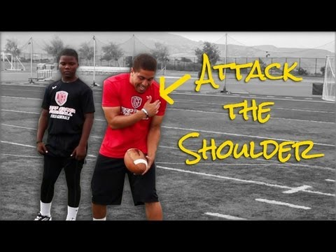 Running Back Training: Guaranteed Yardage vs a Linebacker