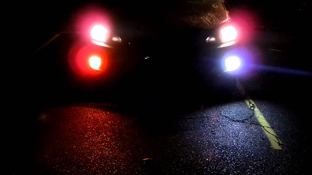 05 08 pontiac grand prix gxp converting to led turn signals [ 1280 x 720 Pixel ]