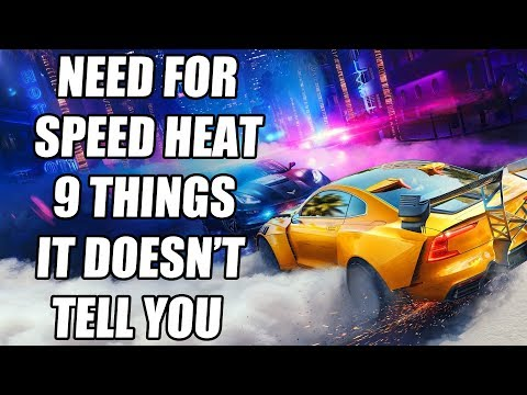 9 Beginners Tips And Tricks Need For Speed Heat Doesn't Tell You