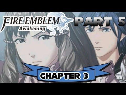 """Fire Emblem: Awakening - Part 5 - Chapter 3: """"Warrior Realm"""" [Hard Mode]"""