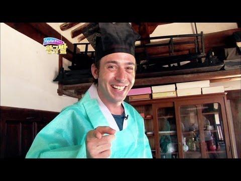 Go Go! Korea Travelogue   Go Go 코리아! 황금발 - Ep.7