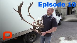 Salvage Hunters (Full Episode) Season 1, Episode 10 - Country House Marathon