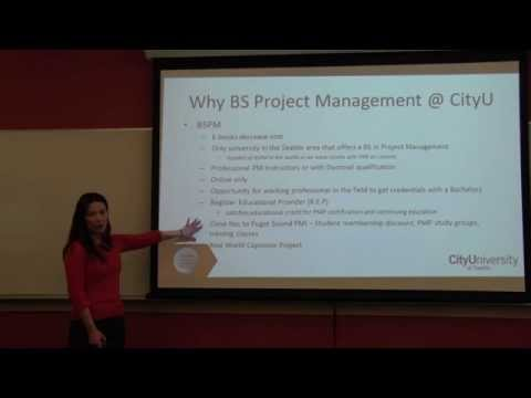 CityU's Master's in Project Management - Program Director Linh Luong