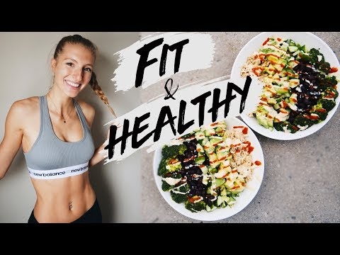 WHAT I EAT IN A DAY TO STAY FIT & HEALTHY | Full day of eating vlog + life update