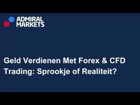 Met CFD trading kunt u veel geld verdienen