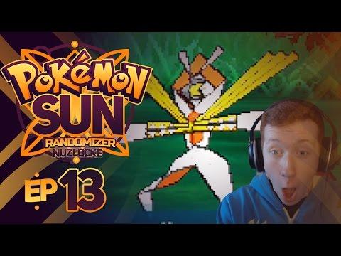 WHAT ARE YOU DOING HERE KARTANA? - Pokémon Sun & Moon RANDOMIZER Nuzlocke Episode 13!