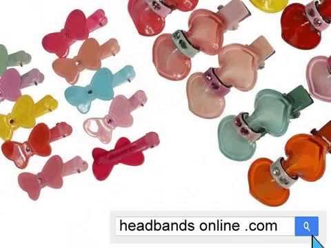 Baby Girls Hair Bows Wholesale,Bows headbands,bows hair clips