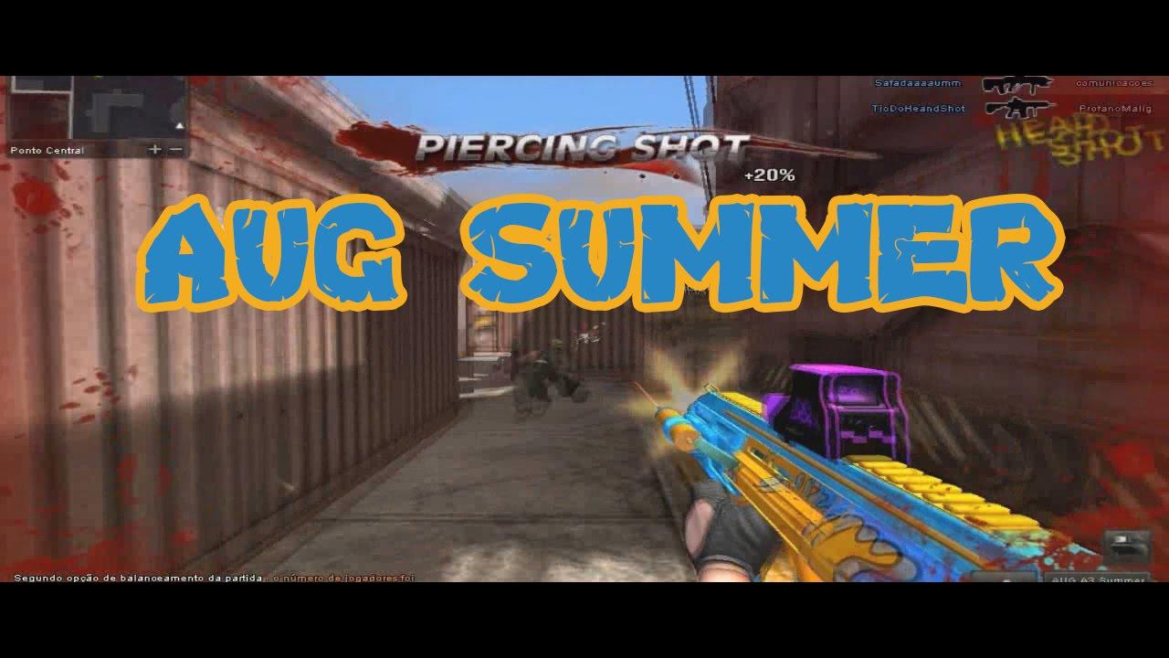 Aug Summer Piercing Shot