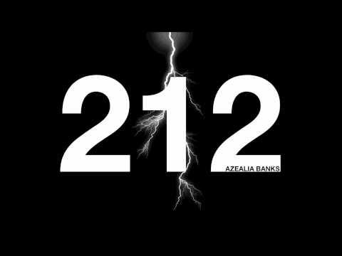 Azealia Banks  212 ft Lazy Jay NO RAPPING