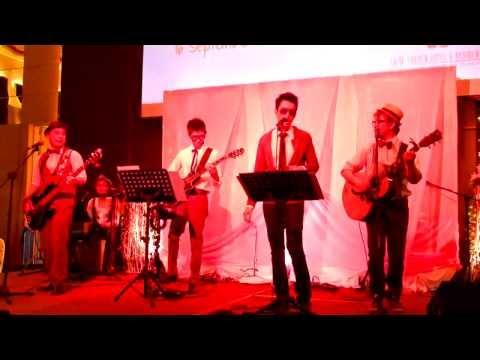Wedding Live Band @ Happy Fish (Malaysia) - Mr. Birdman Covered Little Talk