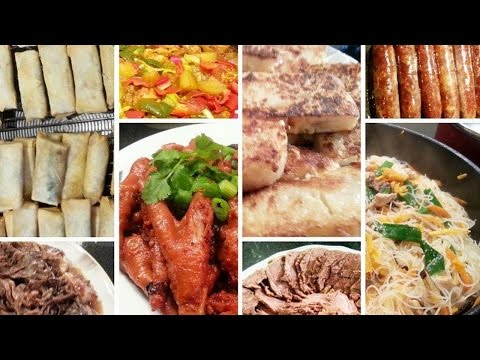 Chinese New Year Party Food 新年辦桌 - What To Cook