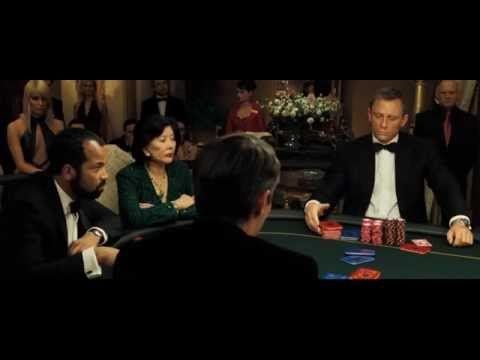 Video Casino royale character names