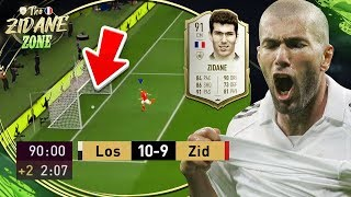 THE MOST UNLUCKY GAMES EVER...(ZIDANE ZONE)