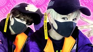 BTS 방탄소년단 K-POP IDOL MakeUp tutorial
