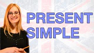 Английская грамматика для начинающих - Изучаем Present Simple - урок №5