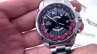 Часы Orient EU0B001B [FEU0B001BH] - видео обзор от PresidentWatches.Ru