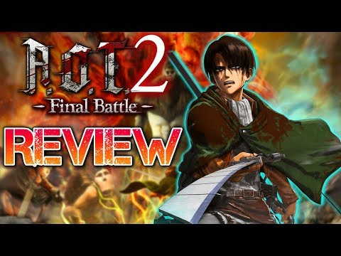 Attack On Titan 2: Final Battle - REVIEW