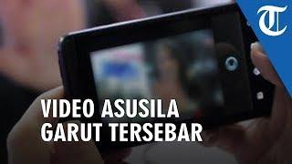 Viral Video Adegan Asusila Tiga Pria Lawan Satu Wanita di Garut, Polisi Beberkan soal Pelakunya