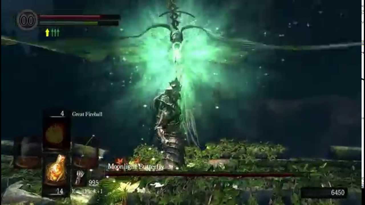Dark Souls 1 - Divine weapons (13)