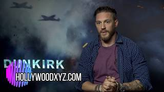 Tom Hardy Dunkirk Interview