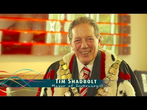 Mayor of Invercargill Tim Shadbolt