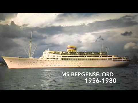 MS Oslofjord and MS Bergensfjord : Norwegian Sea Queens
