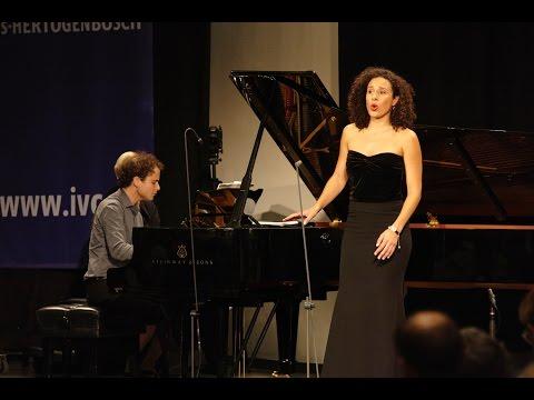 51st IVC 2016 Lied Duo | Finals | Adèle Charvet (mezzo-soprano),  Florian Caroubi (pianist)