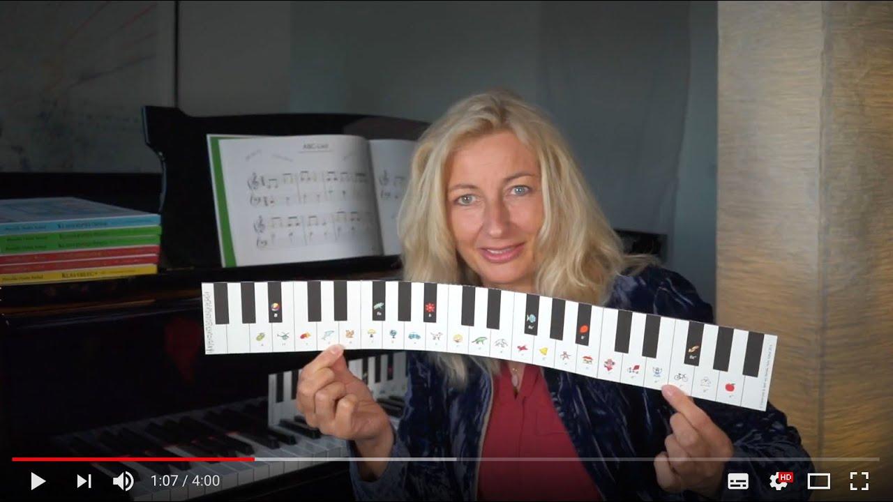 Klavier Spiel