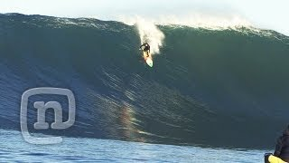 Surfing Mavericks Biggest Waves Of 2012