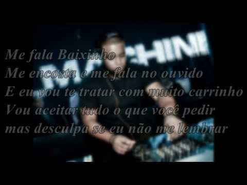 DJ D'Machine Feat. Claudio Ismael - Maçã (LETRA)