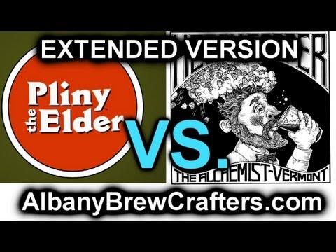 Pliny The Elder vs Heady Topper EXTENDED VERSION