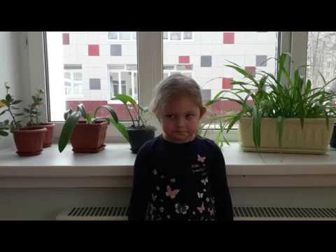 Изображение предпросмотра прочтения – МарияШморгунова читает произведение «Круглый год. Март.» С.Я.Маршака
