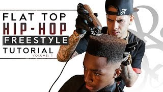 !! MUST WATCH AROD  FLAT TOP FREE STYLE  HIP HOP  Vol.1 thumbnail