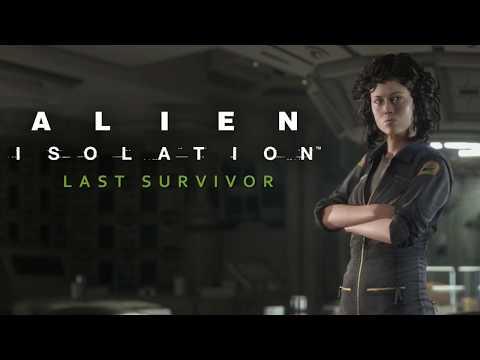 Alien: Isolation - Last Survivor DLC Full Gameplay Walkthroughs |