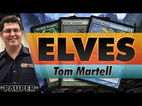 Elves - Pauper   Channel Martell