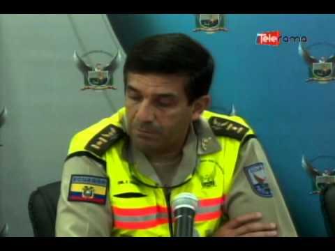 Varios detenidos en operativo policial por robo y asesinato