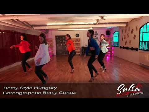 Bersy Style Hungary * Salsa in Budapest Weekend * Saturday S