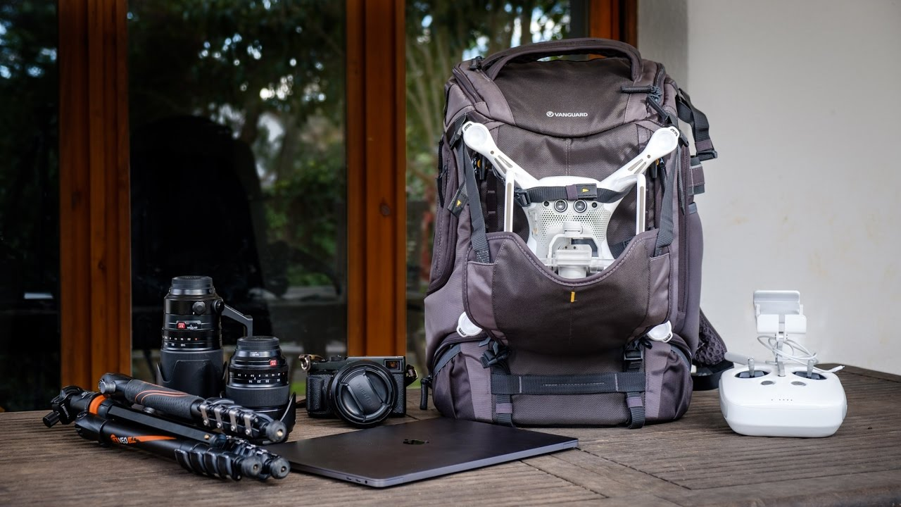 camera backpack