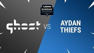 Ghost Gaming vs FaZe Thiefs and Ghost Aydan | Quarterfinals | Legion Sunday Showdown