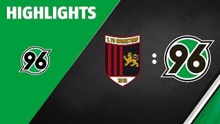 1. FC Wunstorf - Hannover 96 | Highlights