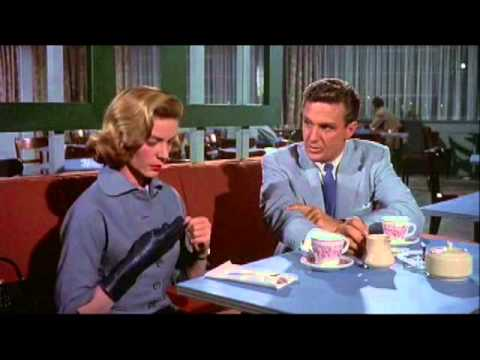 Written on the Wind (1956) - Lauren Bacall - Robert Stack