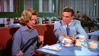 Written on the Wind (1956) - Lauren Bacall - Robert Stack