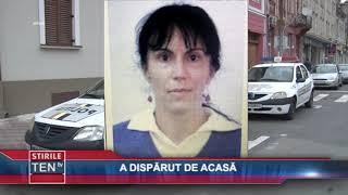 A DISPARUT DE ACASA - 11 OCTOMBRIE 2018