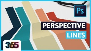 Perspective Lines | Photoshop CC Tutorial #232/365