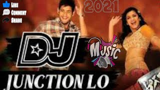 Junction Lo Telugu DJ Song ||2021NEW|| ATM STYLE  DJ•••SONG°°°